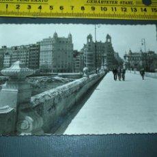 Postales: ANTIGUA TARJETA POSTAL VALENCIA PUENTE DEL MAR , EDICIONES GARCIA GARRABELLA . FOTOGRAFICA NUMERO 62. Lote 195055613
