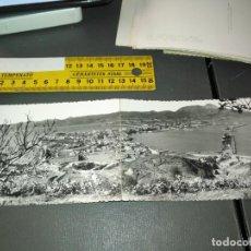 Postales: HAGA SU OFERTA - POSTAL DE CEUTA, VISTA GENERAL TOMADA DESDE EL MONTE HACHO, ES FOTOGRAFICA Y DOBLE. Lote 195079885