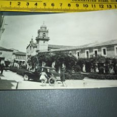 Postales: HAGA SU OFERTA - POSTAL EDICIONES ESPERON ORENSE VERIN JARDINES MUÑOZ CALERO . Lote 195080887