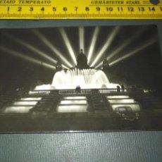 Postales: HAGA SU OFERTA - POSTAL BARCELONA Nº 1025 PALACIO DE MONTJUICH CON FUENTE MAGICA NOCTURNA SIN CIRCUL. Lote 195081021