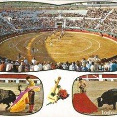 Postales: [POSTAL FOLCKLÓRICA] PLAZA DE TOROS (SIN CIRCULAR). Lote 195116462