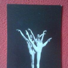 Postales: POSTAL POST CARD SHONACH MIRK PATRICK TOURON THALASSA MARE NOSTRUM BALLET DU XXE SIÈCLE DANZA ?..VER. Lote 195164128
