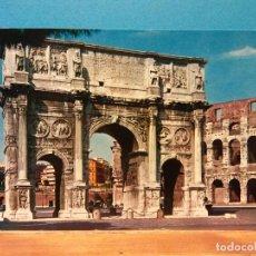 Postales: ROMA. ARCO DI CONSTANTINO. BONITA POSTAL. USADA. . Lote 195259778