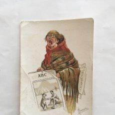 Postales: POSTAL. ILUSTRACIÓN P. SAGRISTA. H. 1920?.. Lote 195273572