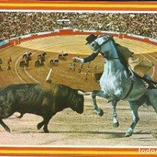 Postales: [POSTAL FOLCKÖRICA] CORRIDA DE TOROS. EL REJONEADOR. (SIN CIRCULAR). Lote 195306512