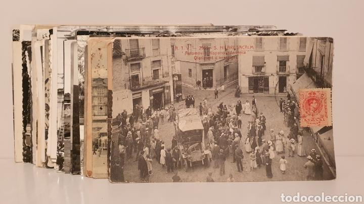 MAGNIFICO LOTE DE 68 TARJETA POSTAL, ANTIGUAS, ORIGINALES DE ÉPOCA DE ESPAÑA/MIREN LAS FOTOGRAFÍAS!! (Postales - Varios)
