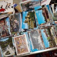Postales: LOTE DE MAS 1200 POSTALES NACIONAL Y INTERNACIONAL ENTRE AÑOS 60 Y 80. Lote 195376162