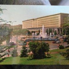 Postales: REALICE SU OFERTA . ANTIGUA POSTAL - MADRID. Lote 195464890