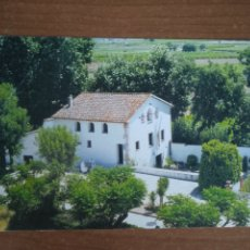 Postales: POSTAL MARIA RAFOLS CASA NATAL. Lote 195730632