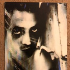 "Postales: JORDI BENITO ""LES PORTES DE LINARES"". POSTAL SIN CIRCULAR INVITACIÓN METRÒNOM FUNDACIÓ PRIVADA D'ART. Lote 195791173"