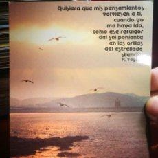 Postales: POSTAL TAGORE AFA 502/B 1990 S/C. Lote 197884916