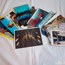 Postales: 6-LOTE DE 20 POSTALES, DISTINTA TEMATICA, VER FOTOS.. Lote 202373617