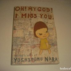 Postales: YOSHITOMO NARA 30 POSTCARDS . OH MY GOD ! I MISS YOU.. Lote 204973855