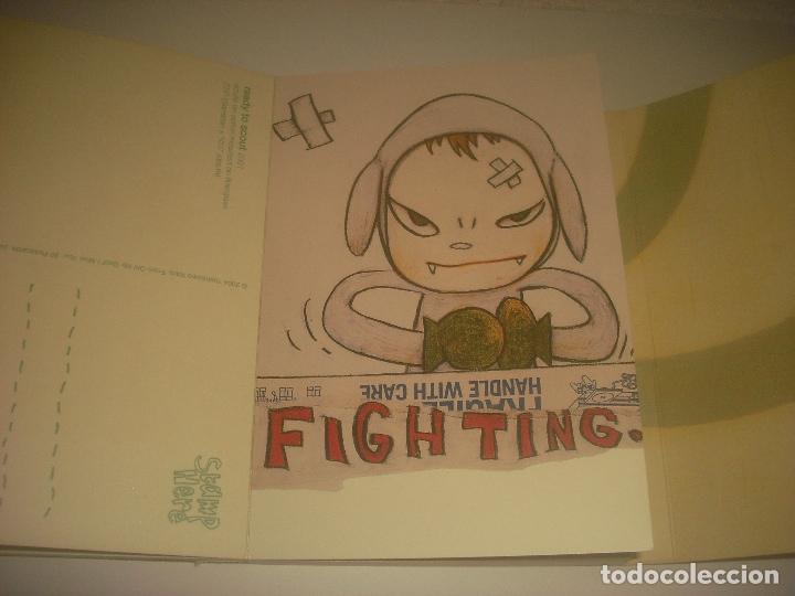 Postales: YOSHITOMO NARA 30 POSTCARDS . OH MY GOD ! I MISS YOU. - Foto 3 - 204973855