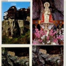 Postales: LOTE DE 10 POSTALES: LLANES,PICOS DE EUROPA,CUENCA,COVADONGA,ALGECIRAS...FOTOS ADIC.. Lote 205457325