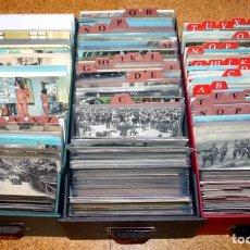 Postales: COLECCIÓN DE MÁS DE 1000 POSTALES. CATALUÑA, RESTO ESPAÑA, EXTRANJERO. VER FOTOS REPRESENTATIVAS.. Lote 205644440