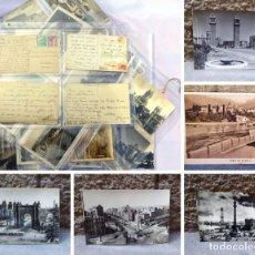 Postales: POSTALES ANTIGUAS, SET DE 20. Lote 205691531