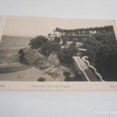 Postales: ANTIGUA POSTAL - SANTANDER - SARDINERO - ESCRITA. Lote 206375005