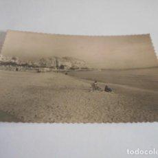 Postales: ANTIGUA POSTAL - ALICANTE . PLAYAS - ESCRITA. Lote 206375821