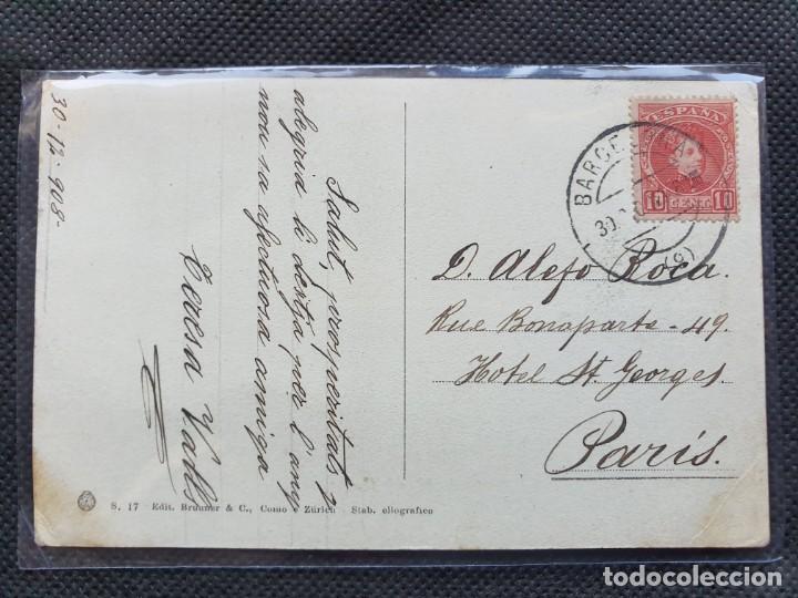 Postales: 6 postales 1904-08-16 - Foto 7 - 206376126