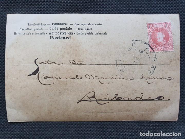 Postales: 6 postales 1904-08-16 - Foto 9 - 206376126