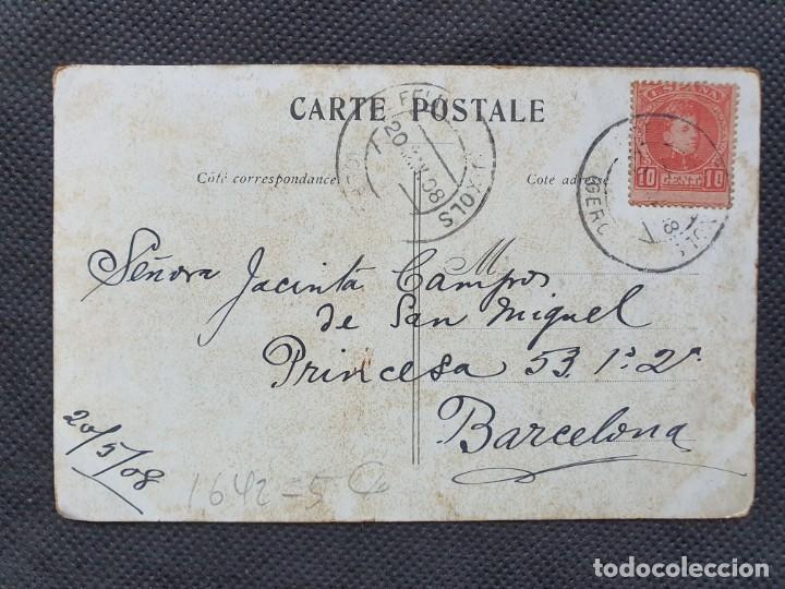 Postales: 6 postales 1904-08-16 - Foto 13 - 206376126