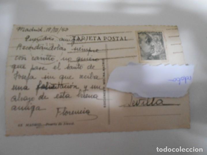 Postales: postal publicitaria de-anis-zalzillo de madrid muy rara - Foto 2 - 206405141