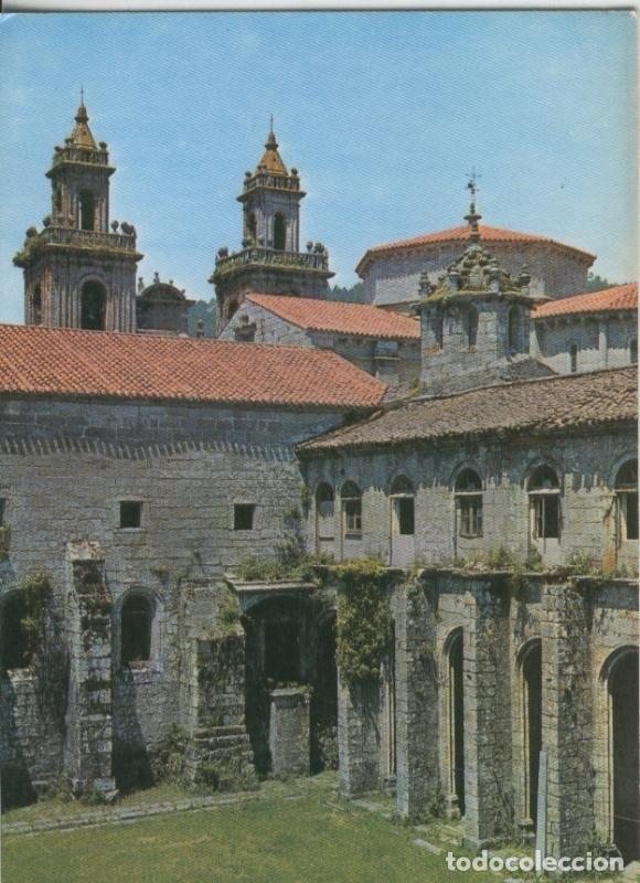 POSTAL 008367: MONASTERIO CISTERCIENDE DE OSERA, ORENSE (Postales - Varios)