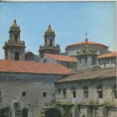 Postales: POSTAL 008367: MONASTERIO CISTERCIENDE DE OSERA, ORENSE. Lote 206842592