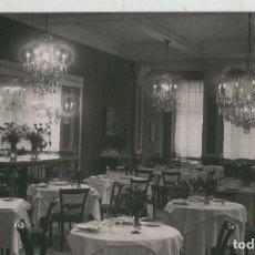 Postales: POSTAL 008498: COMEDOR DEL HOTEL PRINCIPADO DE OVIEDO. Lote 206842641