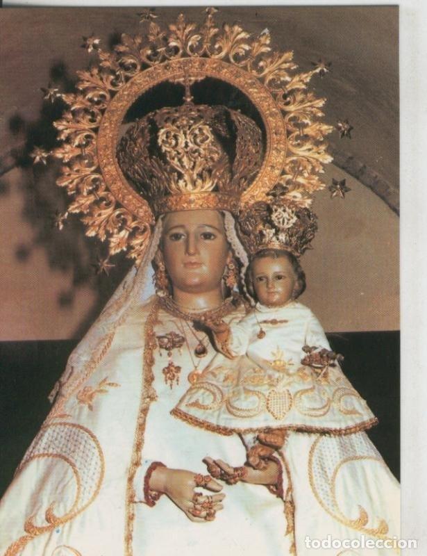 POSTAL 008721: VIRGEN NTRA SRA DEL SALIDO, PARROQUIA DE CORRIZAS EN CIUDAD REAL (Postales - Varios)
