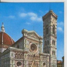 Postales: POSTAL 008791: CATEDRAL DE FIRENZE, ITALIA. Lote 206842820