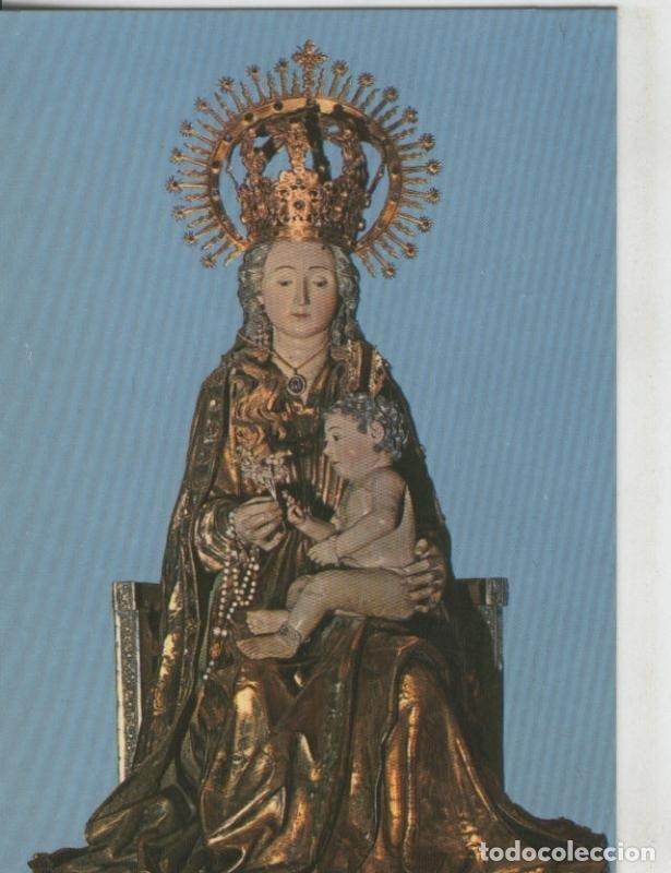 POSTAL 008808: VIRGEN SANTA MARIA LA MAYOR, PATRONA DE BURGOS (Postales - Varios)