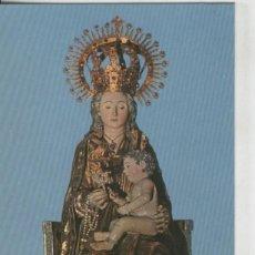 Postales: POSTAL 008808: VIRGEN SANTA MARIA LA MAYOR, PATRONA DE BURGOS. Lote 206842833