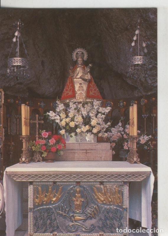 POSTAL 008830: VIRGEN LA SANTINA, COVADONGA, ASTURIAS (Postales - Varios)