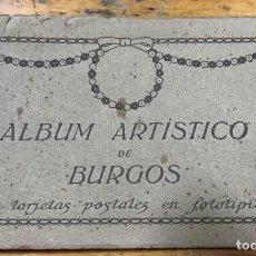 Cartoline: POSTALES DE BURGOS. Lote 207125000