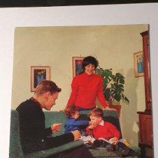 Postales: POSTAL FAMILIAR/ / POSTAL VINTAGE/ ESCRITA /( REF.B.11). Lote 210454475