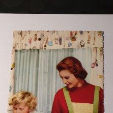 Postales: POSTAL FAMILIAR/ / POSTAL VINTAGE/ SIN CIRCULAR /( REF.B.11). Lote 210454525