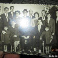 Postales: FAMILIA FOTO DE CARTAGENA ANTIGUA TAMAÑO TARJETA POSTAL. Lote 210757922
