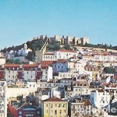 Postales: POSTAL B01596: LISBOA. PORTUGAL. CASTELO DE S. JORGE.. Lote 211446400