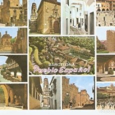 Postales: POSTAL 042649 : BARCELONA. PUEBLO ESPAÑOL. Lote 211447026