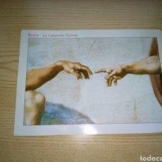 Postales: POSTAL CON SELLO DEL PAPA BENEDICTO. Lote 211664996