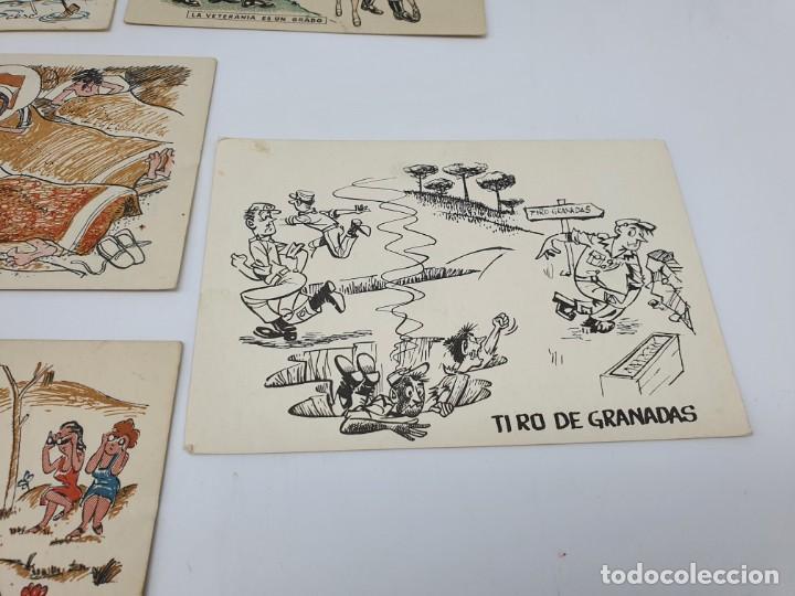 Postales: POSTALES ANTIGUAS CESC ( SOLDADOS ) ESCENAS DE LA GUERRA - Foto 4 - 213539585