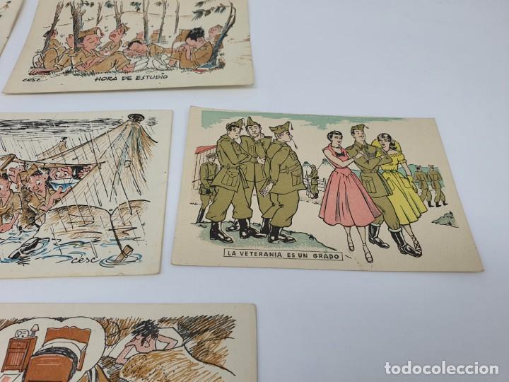 Postales: POSTALES ANTIGUAS CESC ( SOLDADOS ) ESCENAS DE LA GUERRA - Foto 9 - 213539585
