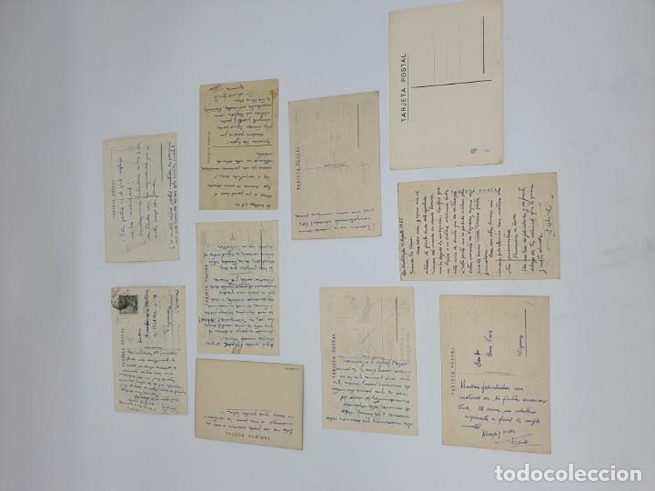 Postales: POSTALES ANTIGUAS CESC ( SOLDADOS ) ESCENAS DE LA GUERRA - Foto 12 - 213539585