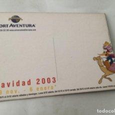 Postales: PORT AVENTURA- 2003. Lote 213700042
