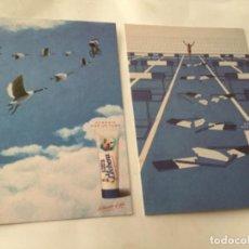 Postales: POSTAL PUBLICIDAD- 2 - LA LECHERA. Lote 213700216