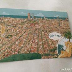 Postales: BARCELONA- PUBLICIDAD. Lote 213701548