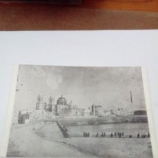 Postales: REPRODUCCION. LA ANDALUCIA DEL SIGLO XIX. EN LAS FOTOGRAFIAS DE J. LAURENT Y C. CADIZ.. Lote 213728927