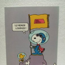 Cartes Postales: POSTAL SNOOPY HALLMARK 1965. Lote 214231741